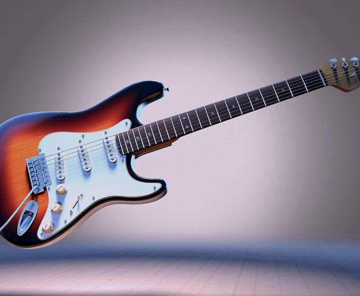 guitare rocker